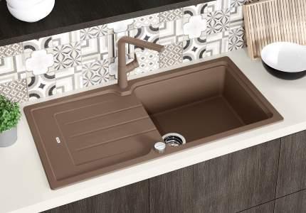 Смеситель для кухонной мойки Blanco AVONA-S 521716 мускат
