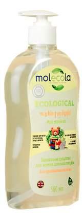 Средство для мытья детской посуды Molecola Для чувствительной кожи 500 мл