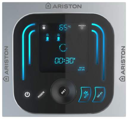 Водонагреватель накопительный Ariston ABS VLS EVO WI-FI 50 silver