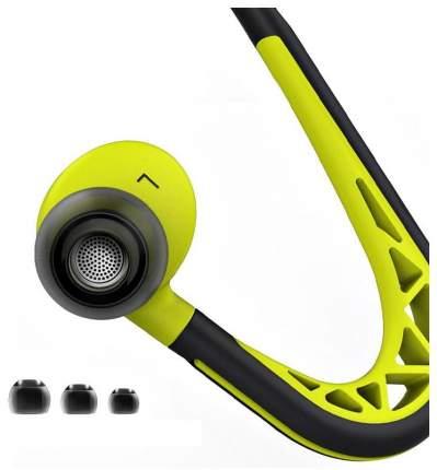 Наушники Remax RM-S15 Black/Green