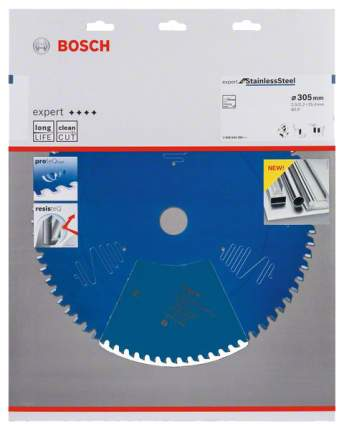 Диск по дереву Bosch EXP SS 305x25,4-80T 2608644284