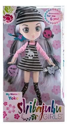 Кукла Shibajuku Girls Йоко 33 см