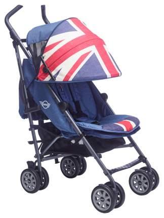 Коляска-трость EasyWalker Mini Buggy XL Union Jack Classic с бампером