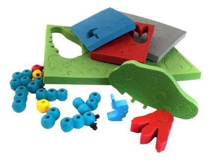 Конструктор мягкий «Создавай и играй» Овираптор Soft Blocks
