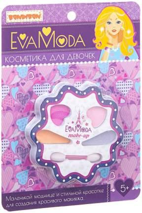 Набор детской декоративной косметики Bondibon Eva Moda ВВ1753 Цветок