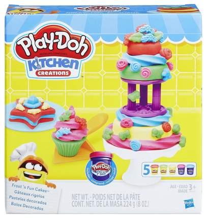 Игровой набор Hasbro Play-Doh B9741 Для выпечки