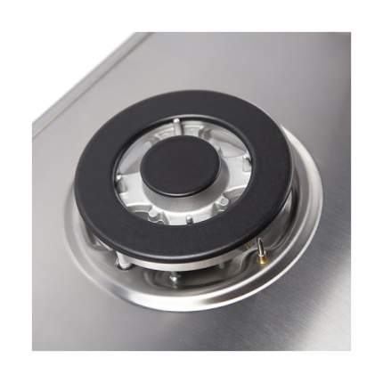 Встраиваемая варочная панель газовая Electrolux GEE 363FX Silver