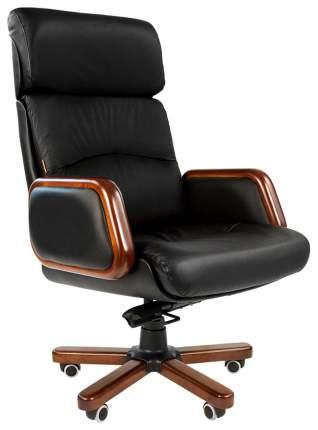 Компьютерное кресло CHAIRMAN 417 00-06082581, черный