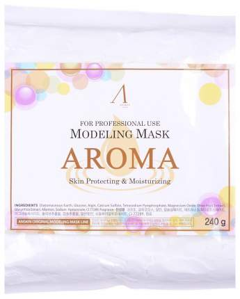 Маска альгинатная антивозрастная питательная Anskin Modeling Mask Aroma, 240 г