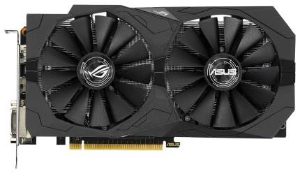 Видеокарта ASUS ROG Strix GeForce GTX 1050 Ti (ROG-STRIX-GTX1050TI-4G-GAMING)