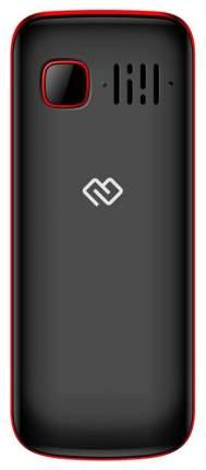 Мобильный телефон Digma Linx A170 2G Черно-красный