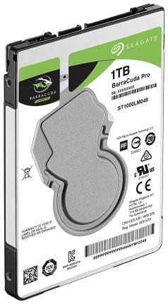 Внутренний жесткий диск Seagate BarraCuda Pro 1TB (ST1000LM049)