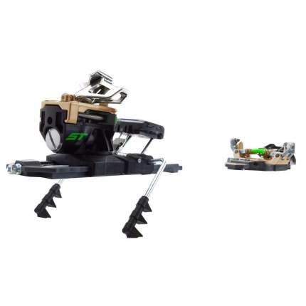 Горнолыжные крепления Dynafit TLT Radical ST 2 2019 черные, 90 мм