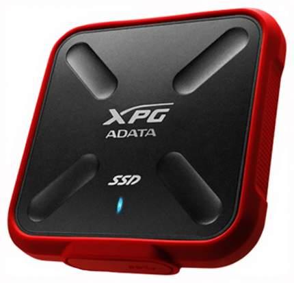 Внешний SSD накопитель ADATA SD700X 1TB Red/ Black (ASD700X-1TU3-CRD)