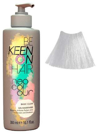 Краска для волос Keen Be On Hair Neo Colour Clear 300 мл