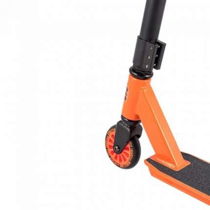 Самокат Tech Team Duke 404 черно-оранжевый