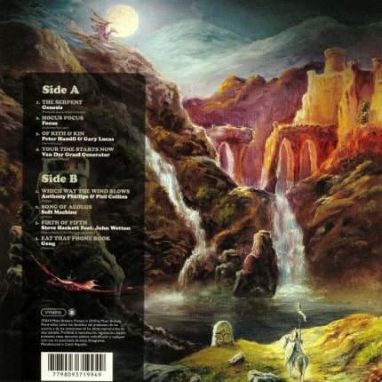 """Виниловая пластинка Various Artists """"Progressive Rock Translation"""" (LP)"""