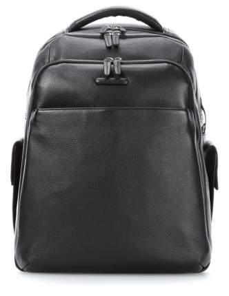 Рюкзак кожаный Piquadro Modus кожаный черный