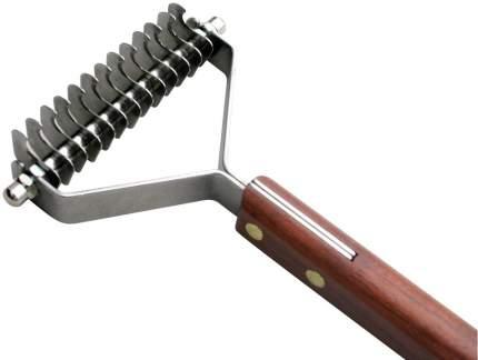 Стриппинг для жесткой шерсти Show Tech Coat King с деревянной ручкой, 13 лезвий
