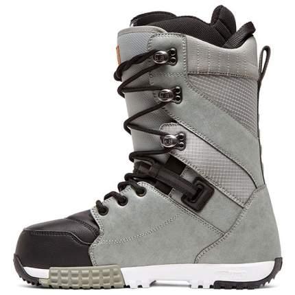 Ботинки для сноуборда DC Mutiny 2020, серые, 27.5