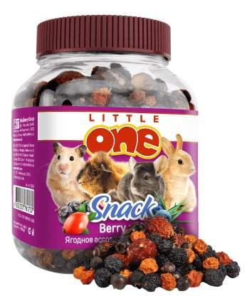 Лакомство для грызунов Little One Snack Berry Mix Ягодное ассорти, 200г