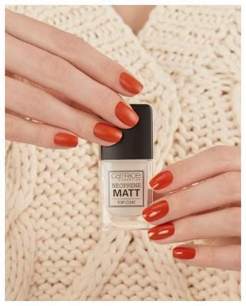 Топ для ногтей Catrice Neoprene Matt Top Coat
