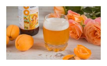 Пивной напиток Месье абрикос 500 мл