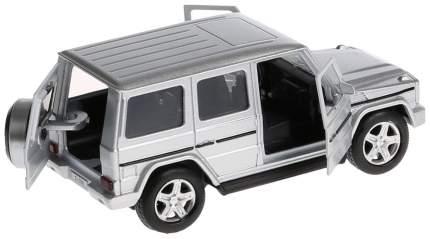 """Машина инерционная """"Mercedes-Benz G-Class"""", 12 см (серебро)"""