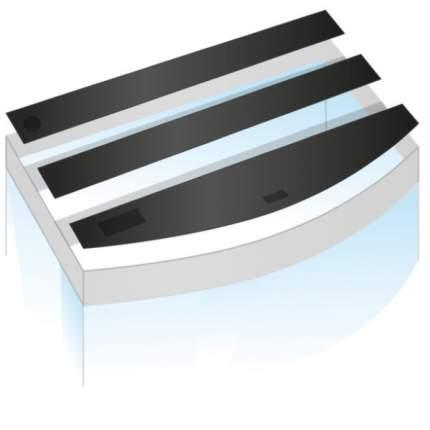 Комплект пластиковых крышек Juwel для аквариума Vision 450, черные, 150х61см, 3шт
