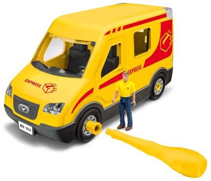 """Revell """"Фургон службы доставки с фигуркой"""" - модель для сборки"""