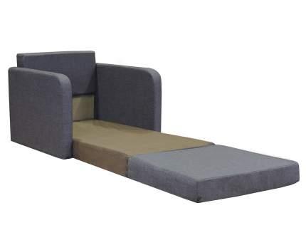 Кресло-кровать Бит Куба серый