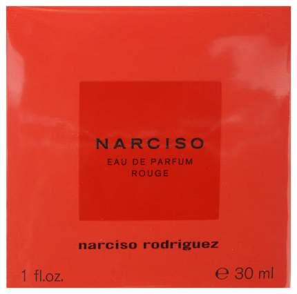 Туалетная вода Narciso Rodriguez Narciso Rouge 30 мл