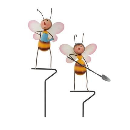 Декоративные штекеры 'Пчелки', 2шт (06076)