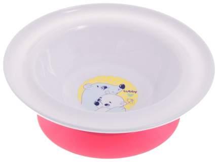 Тарелка детская Lubby 13954 Разноцветный