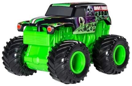 Внедорожник Monster Jam Звуки мотора Grave Digger 6044990-GRI