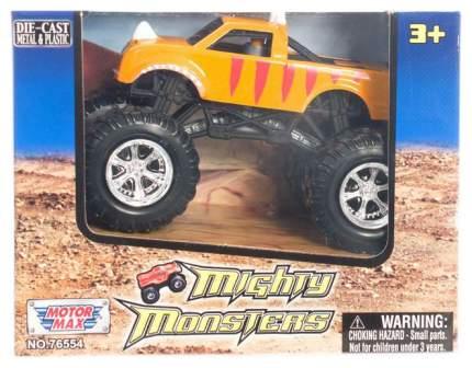 Внедорожник Motormax Mighty Monsters Багги 1:24 оранжевый