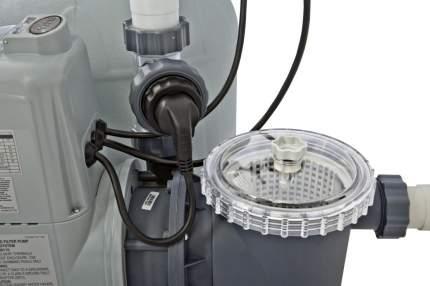 Хлоргенератор + насос для бассейна INTEX 28676