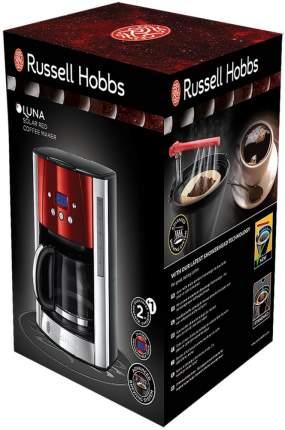 Кофеварка капельного типа Russell Hobbs Luna Solar Red (23240-56)