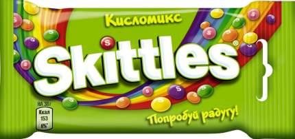 Драже Skittles кисломикс 38 г 12 штук