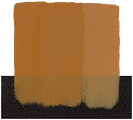 Масляная краска Maimeri Classico охра желтая светлая 200 мл