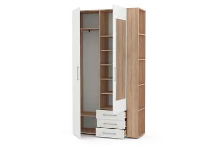 Платяной шкаф Hoff 80317337 120х41х214, дуб сонома