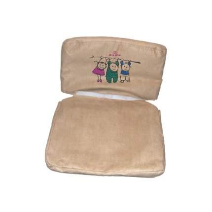 Чехол замшевый для стула ДЭМИ СУТ-01 И СУТ-02 (ЧДС-01) (цвет товара: бежевый)