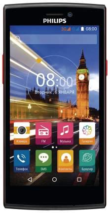 Смартфон Philips S337 8Gb Black Red
