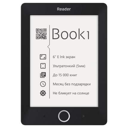 Электронная книга PocketBook Reader Book 1 Black