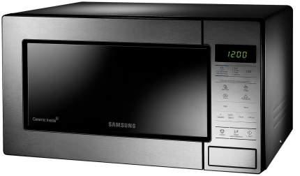 Микроволновая печь с грилем Samsung GE83MRQ black
