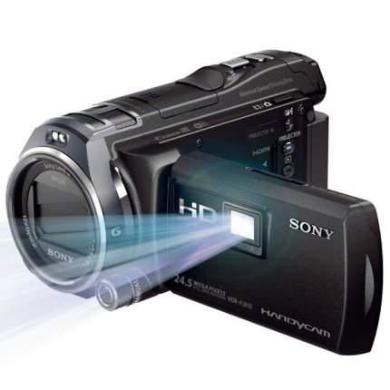 Видеокамера цифровая Sony HDR-PJ810E Black