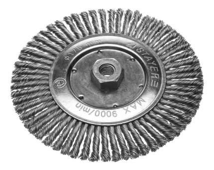 Дисковая кордщетка для угловых шлифмашин Stayer 35192-175