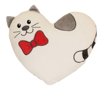 Мягкая игрушка Gulliver Подушка котик Тимур 25 см