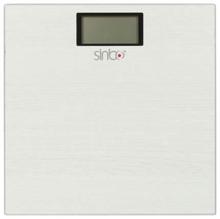 Весы напольные Sinbo SBS 4423 Белый