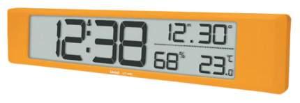 Часы-будильник UNIEL UT-44O Оранжевый